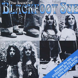 The Best of Blackfoot Sue