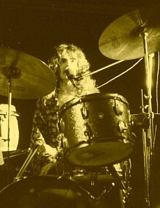 David Farmer and Ludwig kit