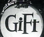 Gift drumhead