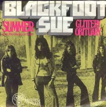 Blackfoot Sue - Summer - German issue